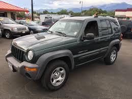 jeep liberty 2003 price 2003 jeep liberty 4dr sport 4wd suv in salida co speedy auto