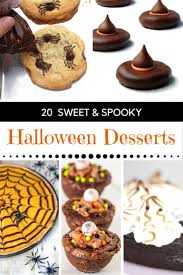 20 sweet u0026 spooky halloween desserts mommy moment