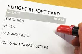 How To Make Fake Report Card - tasmanian budget report card generally good results but some