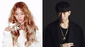hyorin put on long hair sistar s hyorin and changmo dominate real time music charts with