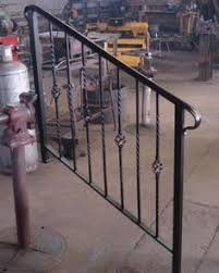 wrought iron railings home depot interior exterior stairways