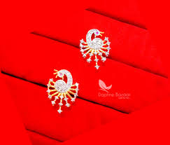 best gift for wife 2017 pe54e daphne peacock earrings for valentine surprise gift for