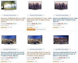 samsung tv black friday pre order samsung tvs at black friday prices low price