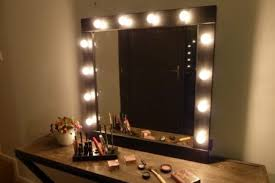Professional Makeup Lights Makeup Mirror With Lights Ireland Mirror Ideas