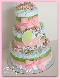 Diaper Cake Decorations For Baby Shower Best 25 Diaper Carriage Ideas On Pinterest Diaper Babies How