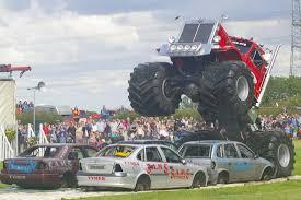 monster truck shows uk main ring heckington show