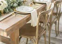 Where To Rent Tables And Chairs Chiavari Chair Ghost Chair And Natural Wood Tables Rentals Unique