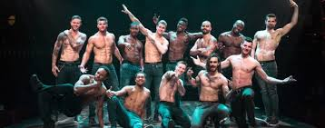 regular guys try magic mike magic mike live and three other perfect las vegas boys nights out