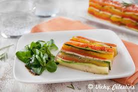 cuisiner legumes terrine de légumes du soleil à la vichy célestins entrées