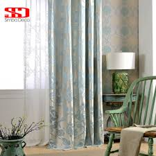 aliexpress com buy fabric european blackout curtains for living
