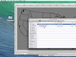 United Interactive Route Map by Gimp To Make Interactive Maps Youtube
