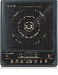 Price Of Induction Cooktop Buy Bajaj Majesty Icx 3 1400 Watt Induction Cooker Black Online