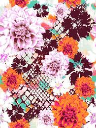 Flower Fabric Design 28 Best Fabric Theme Research Images On Pinterest Floral Prints