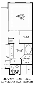 master bedroom and bath floor plans the summit at bethel delivery home brandeis heritage