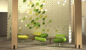 make your own wall art with 3form u0027s recycled ditto modules