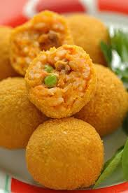 cuisine sicilienne arancini arancini à la sicilienne femmes magazine