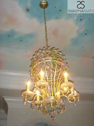 Nursery Chandelier Chandeliers Shalena Smith Interior Designer U0026 Baby Concierge