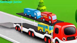monster truck for children cartoon learn colors for kids w suv cars monster truck learn colors for