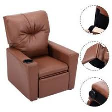 Reclining Leather Armchairs Couches With Built In Cup Holders