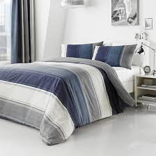 Dunelm Mill Duvet Covers Blue Finley Bedlinen Collection Dunelm Cushions Throws And