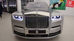 roll royce car inside inside the new rolls royce phantom 8 2018 interior exterior