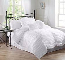 ruched comforter ebay