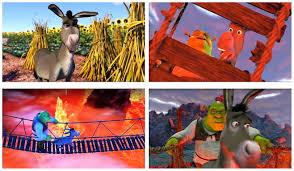 Shrek 3 Blind Mice Film Review Shrek 2001 Hnn