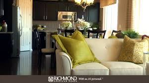the alcott floor plan by richmond american homes youtube