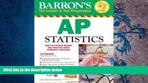 read online barron s ap statistics with cd rom 7th edition