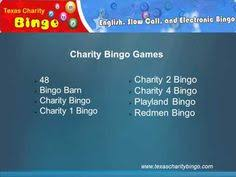 The Bingo Barn Texas Charity Bingo A Renowned Group Of Charity Bingo Halls In