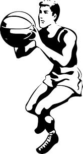 black outline symbol drawing sketch boy soccer public