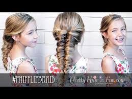pull through mermaid braid youtube