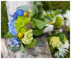 Blue Wedding Flowers 18 Yellow And Blue Bridal Bouquet Ideas For 2017 You Can U0027t Get
