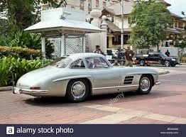 mercedes classic mercedes benz 300sl gullwing vintage classic motorcar thailand s