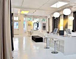 Retail Shop Interior Decorating The Shade Store Showrooms Los - Retail store interior design ideas
