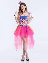 ladies clown halloween costumes online get cheap womens clown costumes aliexpress com alibaba group