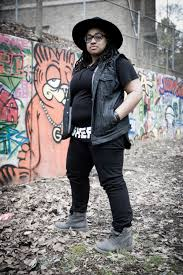 Plus Size Urban Clothes 9 Plus Size Cuties Share Tips For Androgynous Style U2014 Qwear