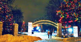 ontario park transform enchanted christmas