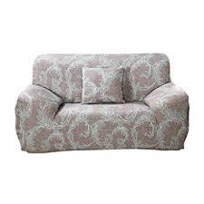 housse de canapé amazon qianle housse canapé extensible couverture protection sofa xl kaki