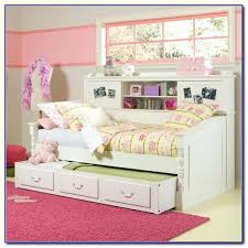 Daybed With Bookcase Bookcase Bookcase Daybed With Drawers And Trundle Discovery