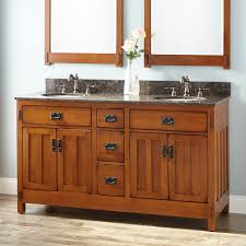 Double Vanity With Tower 60