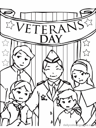 printable coloring pages veterans day veterans day thank you coloring page getcoloringpages com