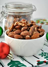 Christmas Nuts Quick U0026 Easy Gingerbread Spiced Nuts The Seasoned Mom