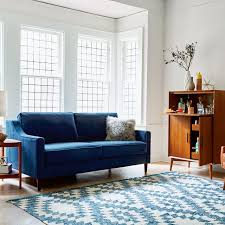 west elm velvet sofa 8768