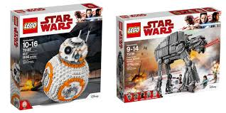 lego unveils a series of new star wars kits the 630 piece bb 8