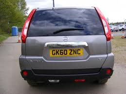 nissan x trail for sale used 2010 nissan x trail tekna dci for sale in tonbridge kent