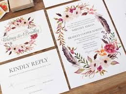 best design your own wedding invitations cheap make your own