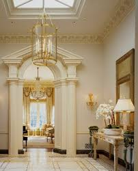 dentil molding method san francisco traditional entry decorating