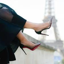 christian louboutin follies strass 100 mm shoes post