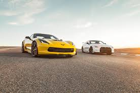 totd you pick nissan gt r nismo or chevrolet corvette z06